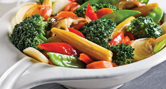 verdure bollite