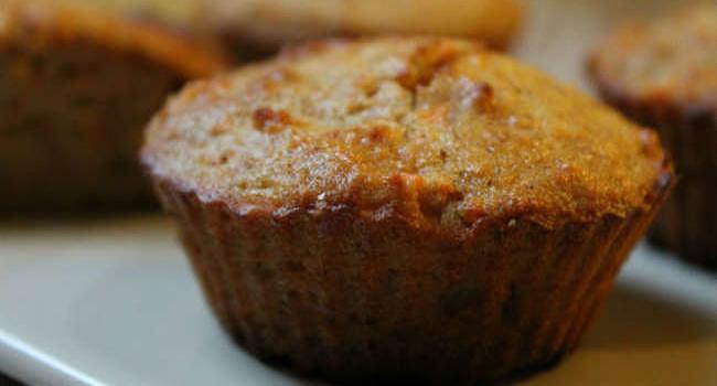 muffin senza glutine con nocciole e carote