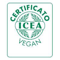 Risultati immagini per certificato vegan icea