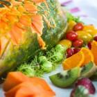 verdure crude - Crudismo vegano