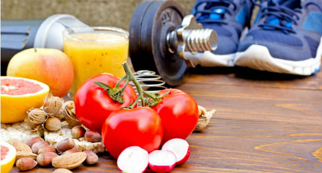 Cortilia_frutta e verdura per lo sport