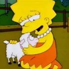 Lisa-Simpson-vegetariana