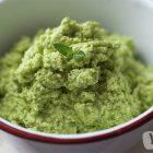 Pesto okara e zucchine
