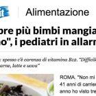 Bambini vegani Repubblica