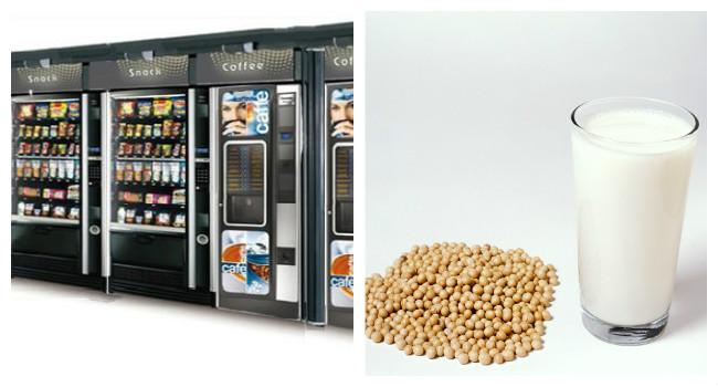 distributori automatici vegan