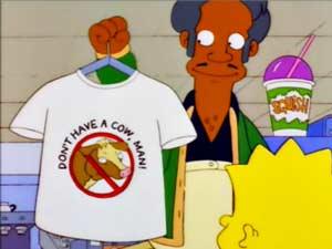 Abu Simpson vegano