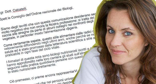 Roberta Bartocci vegan