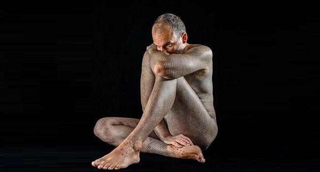 Alfredo Meschi tatuaggi vegano