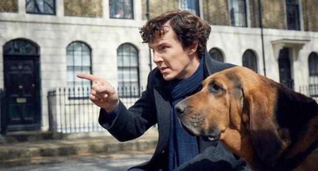 Sherlock e Molly dating