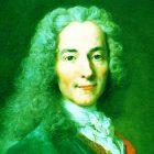 Voltaire vegetariano