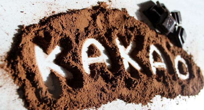 Cacao frullato
