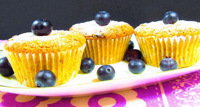 muffin-mirtilli