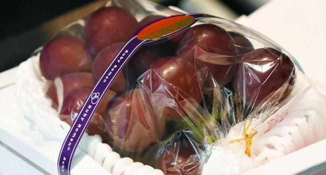 uva più cara del mondo