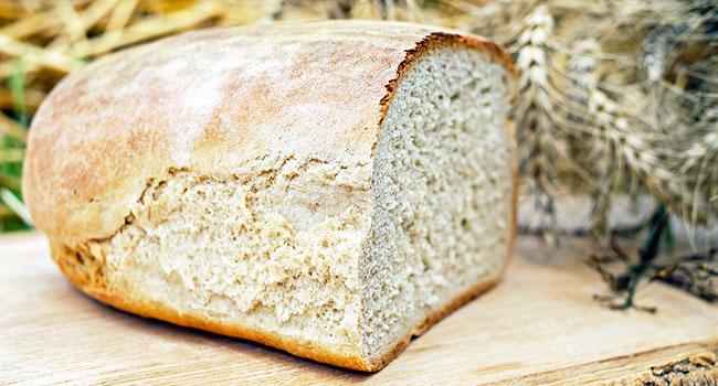 il pane è vegano