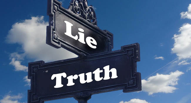 lie-truth