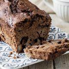 Plumcake vegan al cioccolato fondente e pere