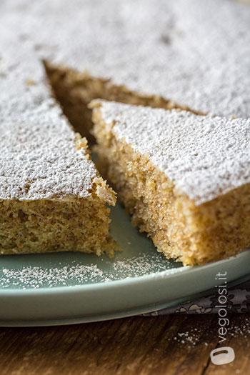 torta 7 vasetti vegan
