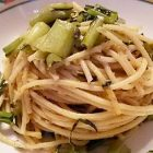 Spaghetti alle puntarelle