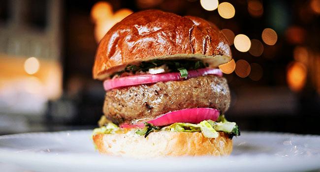 burger vegano inganno