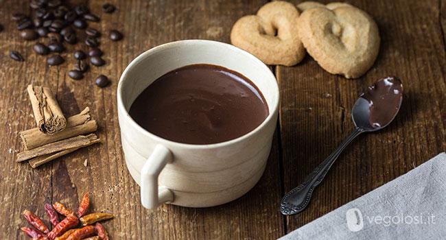 Cioccolata vegana ricetta