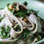 crema tofu e champignon