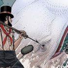 Moby dick capitolo sulla carne di balena