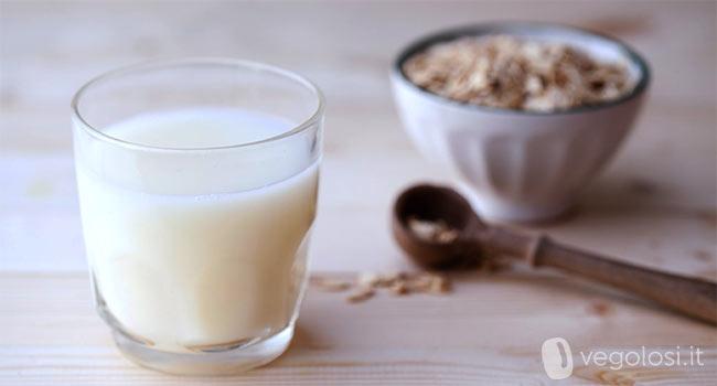 latte di avena