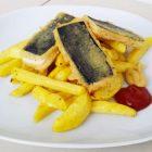 tofush-and-chips ricetta