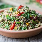 Quinoa ricette vegan
