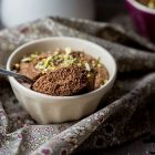 mousse cioccolato vegan aquafaba