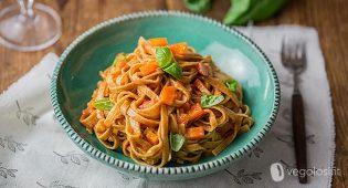 tagliatelle sugo di carote