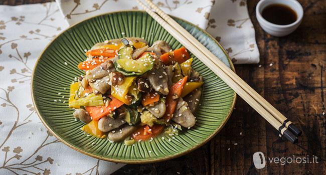 Ricette con farina di riso 10 idee facili e originali for Ricette cinesi riso