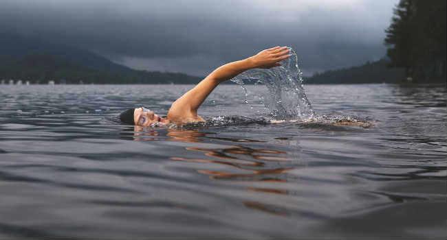 nuoto sport vegan 2