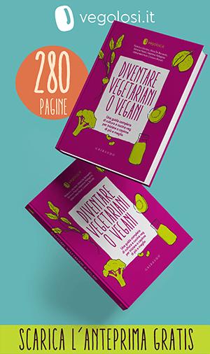 Diventare vegetariani o vegani in libreria