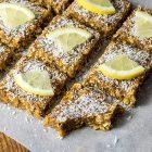 barrette crudiste limone albicocche