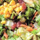 insalatona vegana estiva