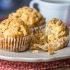 muffin vegani alle pere
