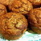 muffin vegani al cocco senza zucchero