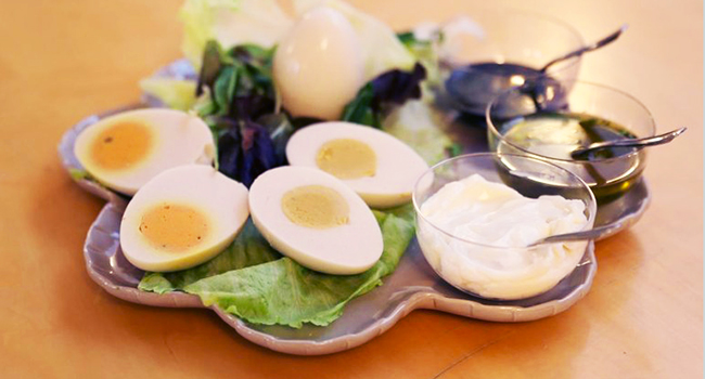 Uovo sodo, vegano: l'invenzione di quattro studentesse di Udine
