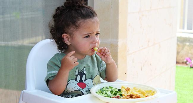 bambini-pranzo