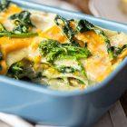 lasagne zucca cime rapa