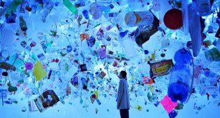 plastic Ocean by Tan Zi Xi