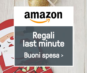 Regala una gift card Amazon