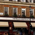 Londra pub vegano