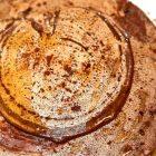 pancake al cacao con miele di sulla