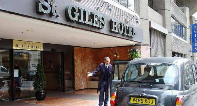 Hotel Londra servizio in camera vegano