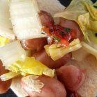 insalata tiepida di borlotti