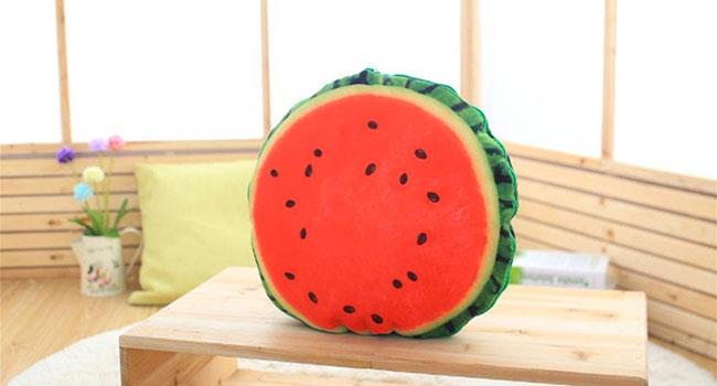 Cuscino anguria