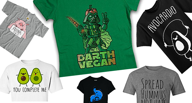 Magliette-vegan