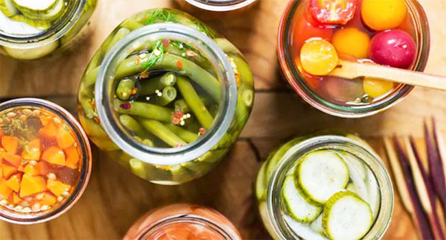 Fermentare le verdure in casa ricetta